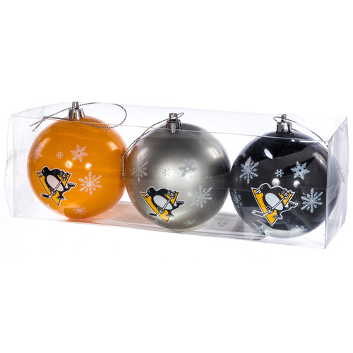 NHL Pittsburgh Penguins Ornaments