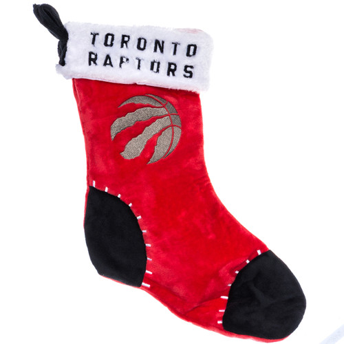 Toronto Raptors Christmas Stocking
