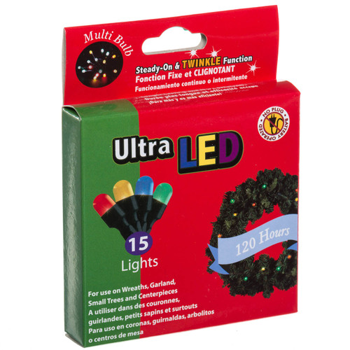 Ultra LED Christmas Lights