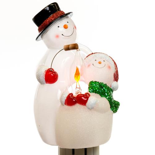 Snowman Marshmallow Night Light