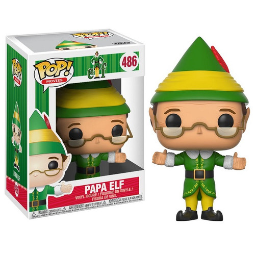 Elf the Movie Papa Elf Pop!
