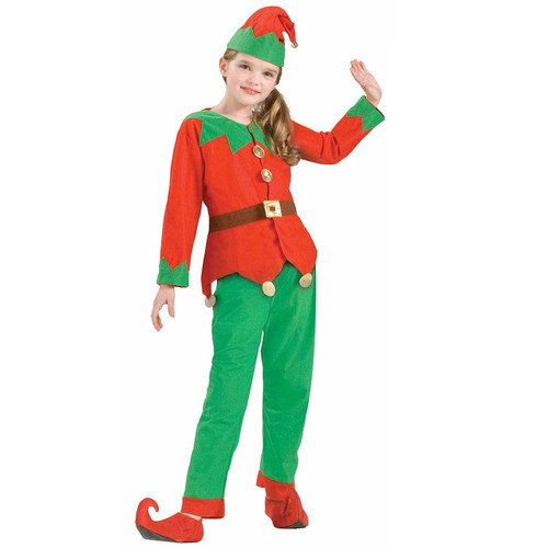 Simply Elf Costume