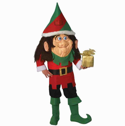 Santa's Elf Parade Costume