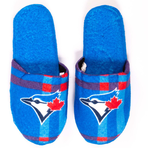 Toronto Blue Jays Cozy Slippers