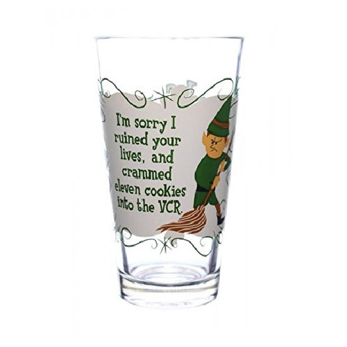 Elf The Movie I'm Sorry I Ruined Your Lives Pint Glass