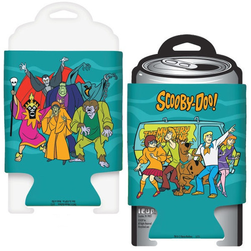 Scooby-Doo Cast Can Cooler