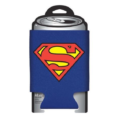DC Comics Superman Logo Can Cooler