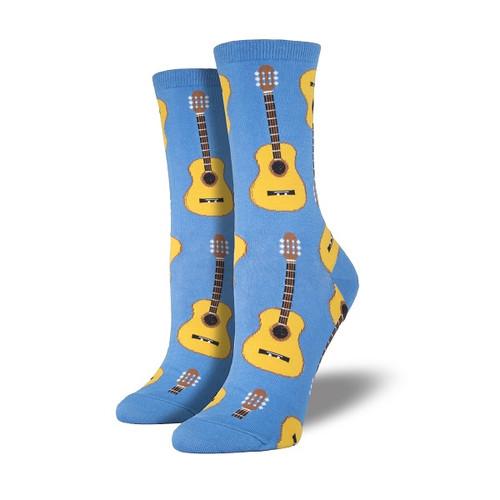 Guitars Women's Crew Socks