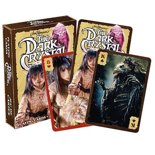The Dark Crystal Playing Cards