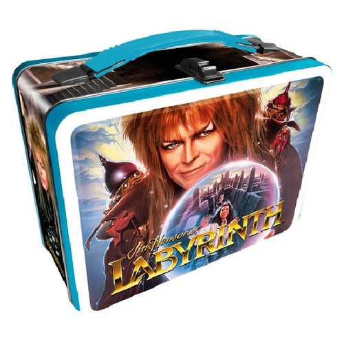 Labyrinth Lunch Box