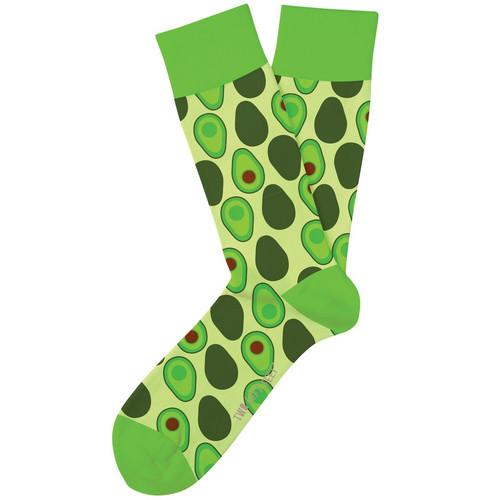 Holy Guacamole Unisex Two Left Feet Socks