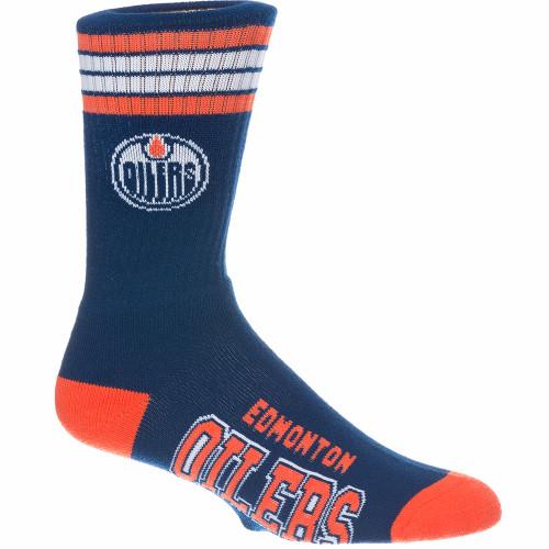 Edmonton Oilers Retro Athletic Socks