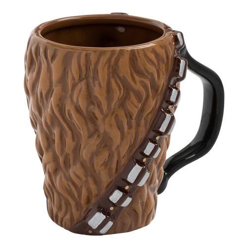 Star Wars Chewbacca Sculpted Ceramic Mug