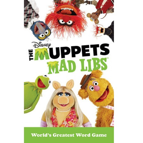 Family Mad Libs: The Muppets