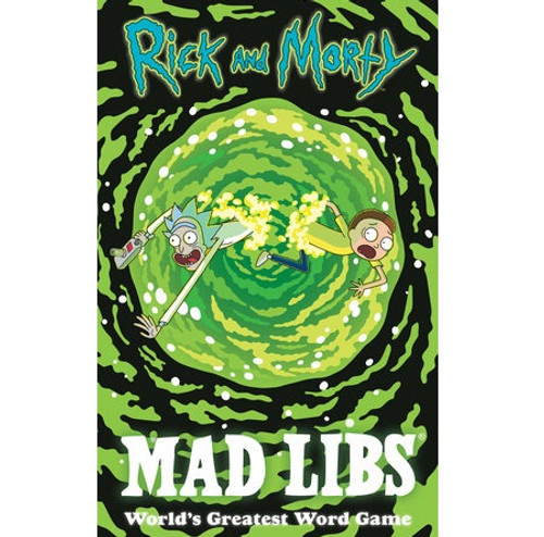 Family Mad Libs: Rick and Morty