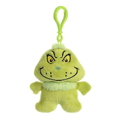 How the Grinch Stole Christmas Grinch Backpack Clip