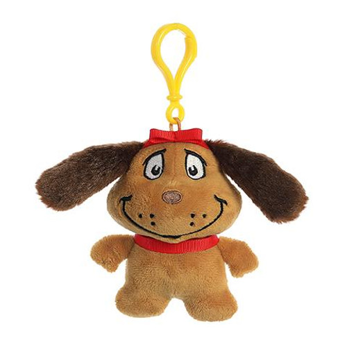 Grinch Stole Christmas Dog.How The Grinch Stole Christmas Max Backpack Clip
