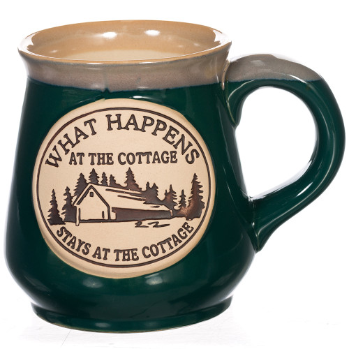 What Happens At The Cottage Stays At The Cottage Mug