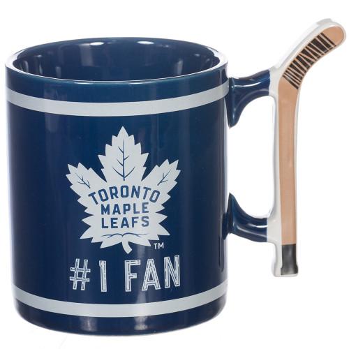 Toronto Maple Leafs Hockey Stick Mug