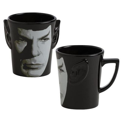 Star Trek's Spock 20 oz Mug with Molded Ears