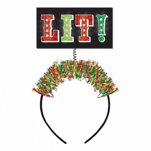 Lit! Light Up Headband
