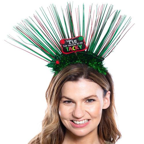 Ugly Christmas Headband Hat for Ugly Christmas Sweaters