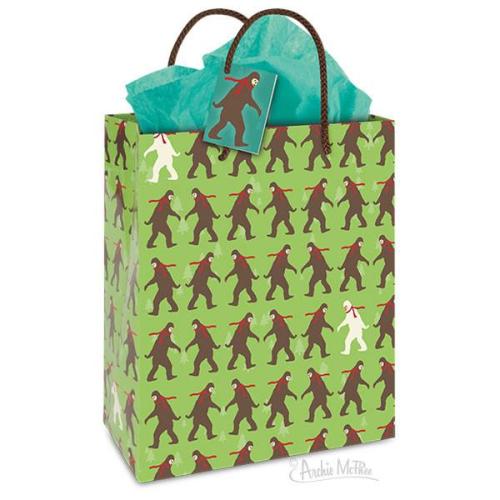 Bigfoot Winter Gift Bag