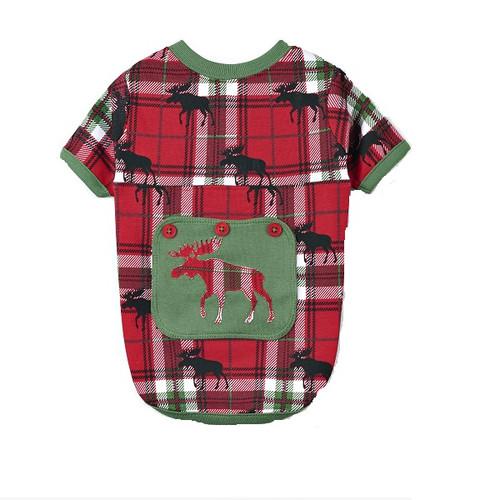Christmas Pajamas For Dogs.Christmas Jammies Pajamas For Dogs Retrofestive Ca