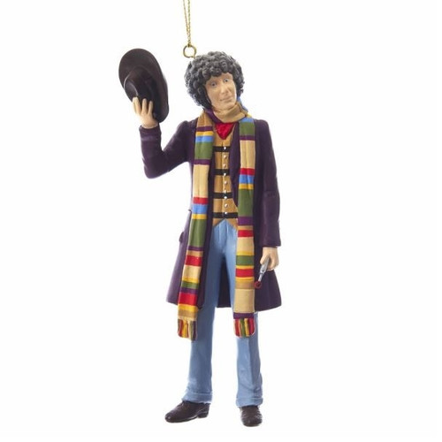 Doctor Who 4th Doctor Ornament