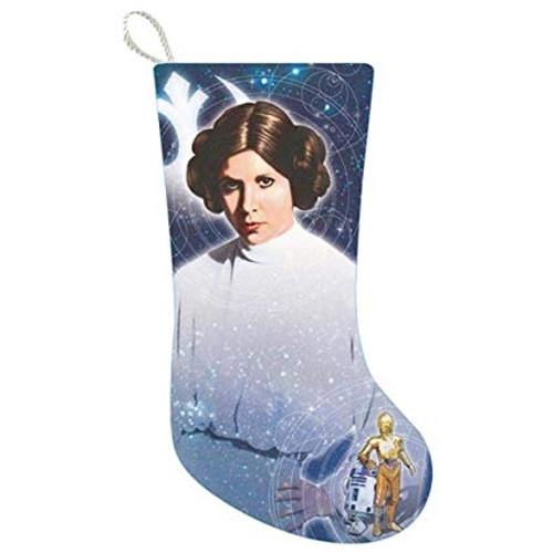 Star Wars Princess Leia Printed Stocking