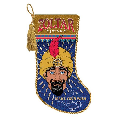 Big The Movie's Zoltar Printed Stocking With Tassel