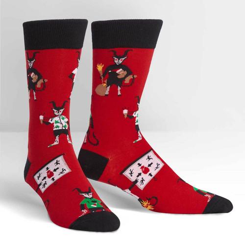 d030287ca Krampus Socks for Men - Sock It To Me