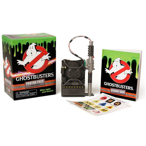 Ghostbusters Proton Pack and Wand Mini Kit