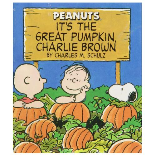 It's the Great Pumpkin Charlie Brown Mini Book