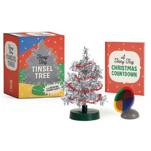 Teeny-Tiny Tinsel Tree Mini Kit