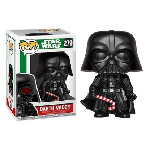 Darth Vader With Candy Canes Funko Pop! Vinyl Figure