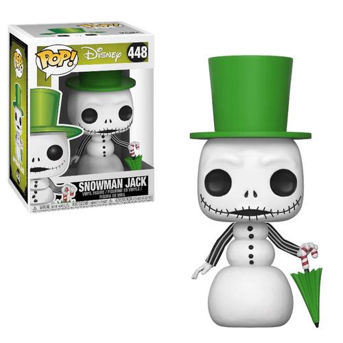 Nightmare Before Christmas Snowman Jack Pop! Vinyl Figure by Funko