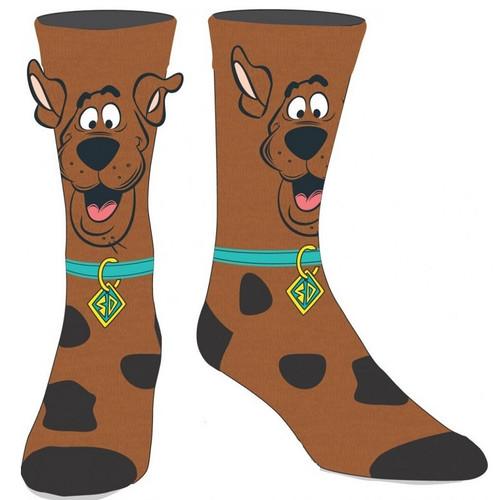 Scooby-Doo Character Ears Crew Socks