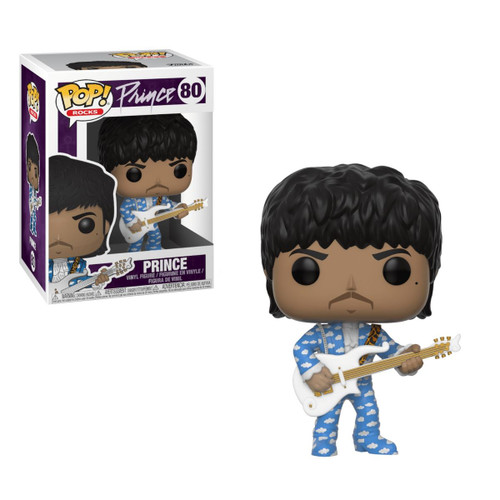 Pop! Rocks Prince Around The World In A Day Pop! Vinyl Figure