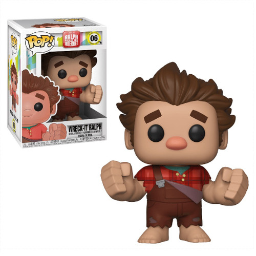 Funko Pop Wreck-It Ralph Figure with Box