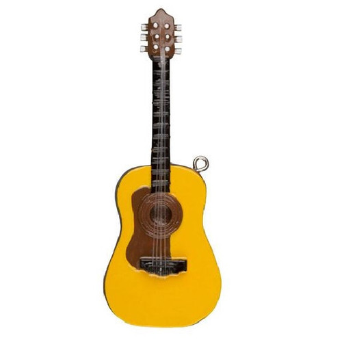 Acoustic Guitar Personalized Ornament