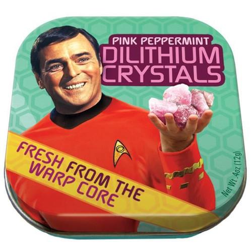 Star Trek Dilithium Crystal Mints
