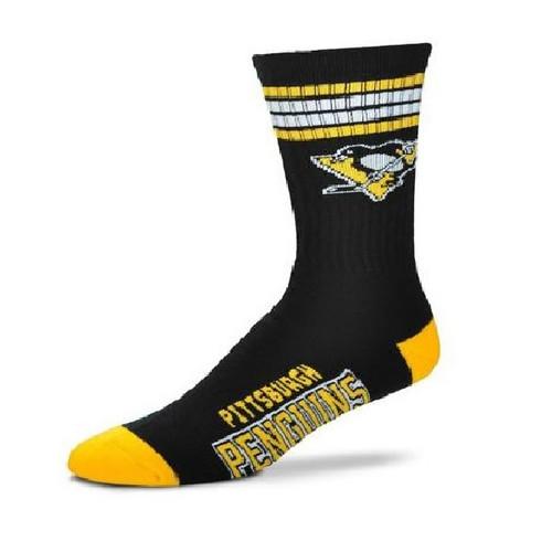 Pittsburgh Penguins Retro Athletic Socks