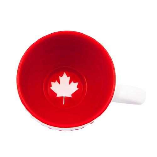 Latt'eh! Canadian Coffee Latte Mug