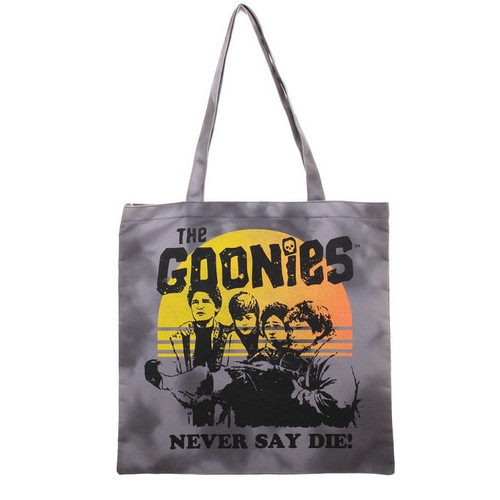 The Goonies Never Say Die! Tote Bag