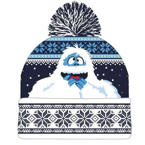 Rudolph's Bumble Fair Isle Cuff Knit Toque