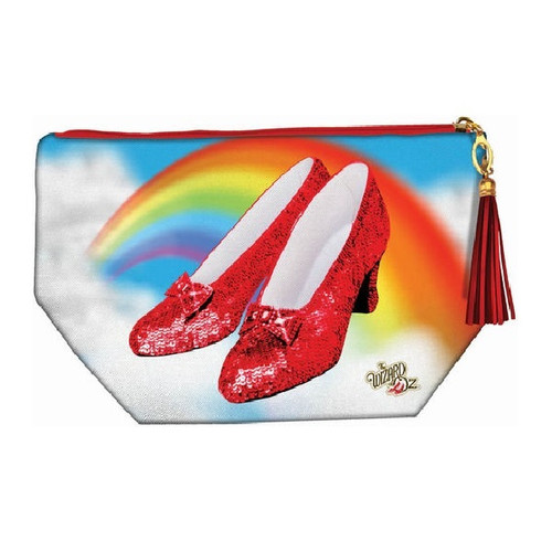 The Wizard Of Oz Ruby Slippers Accessory Bag
