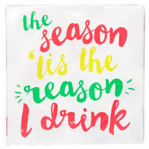 The Season 'Tis The Reason I Drink