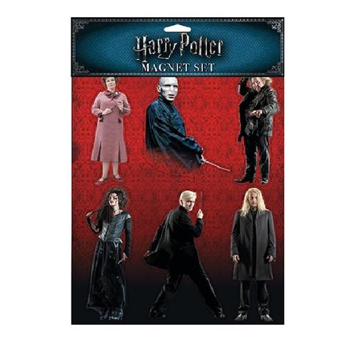 Harry Potter Villains Magnet Set