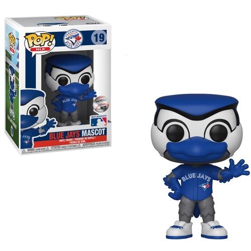 Toronto Blue Jays Ace Mascot Vinyl Pop! Figure by Funko